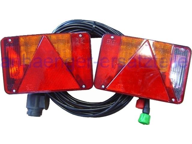 Radex Leuchtenset 5800 - 7m 13-polig