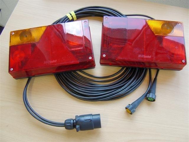 Aspöck Multipoint 1 Leuchtenset - 4m 7pol.
