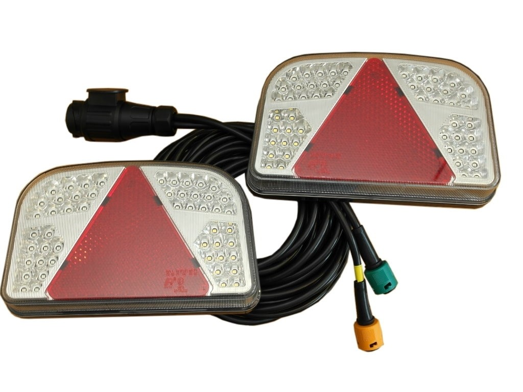 LED-Beleuchtungsset MULTI 7m Kabelbaum 13-polig