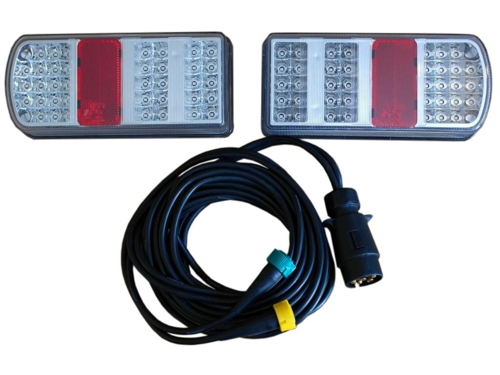 LED-Beleuchtungsset inkl. 5m Kabelbaum 7-polig