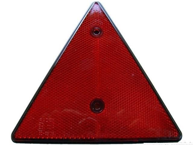 Dreieckrückstrahler