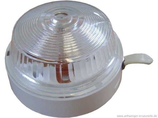 Innenraumlampe 90mm mit Schalter und Leuchtmittel
