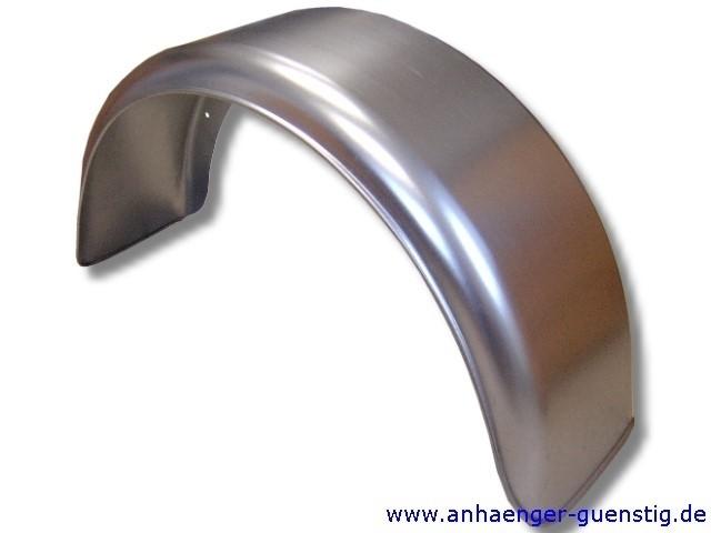 Kotflügel aus Stahlblech - 24/80 cm