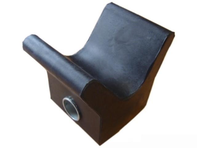 Bughalter für Bootsanhänger / Bootstrailer