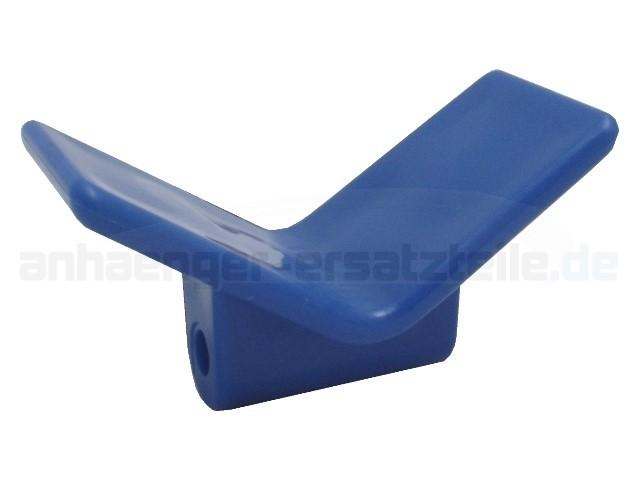 Bughalter blau/PE