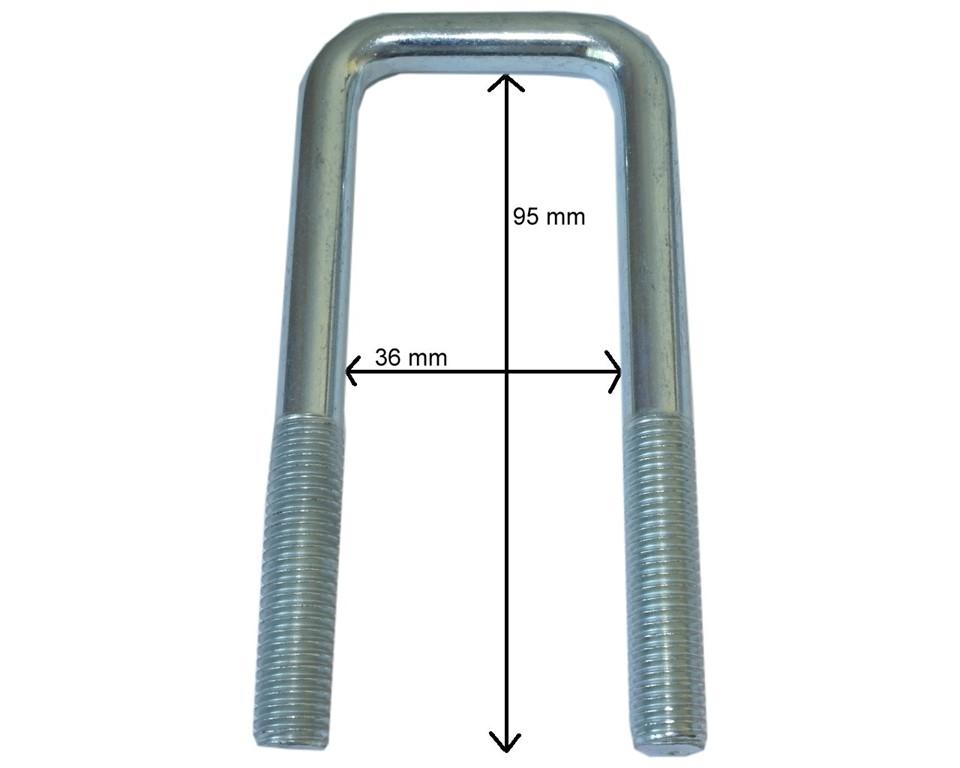 Bügelschraube 95*36mm