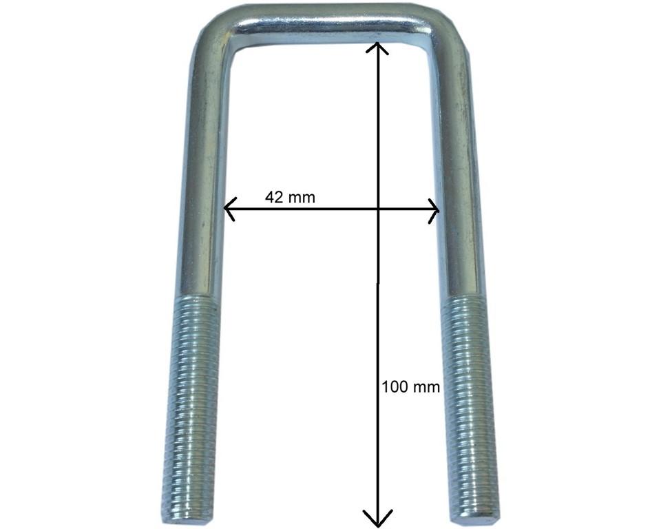 Bügelschraube 100*42mm