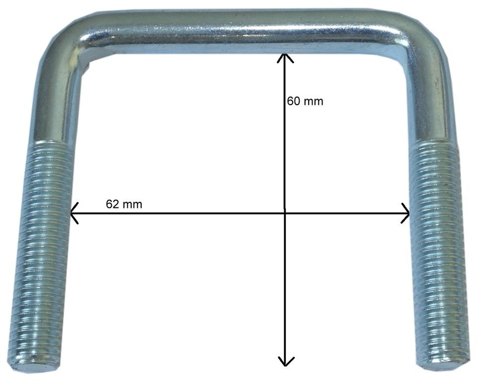 Bügelschraube 60*62mm