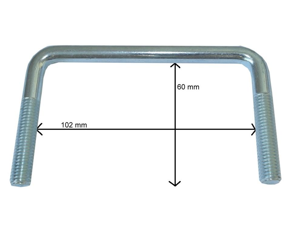 Bügelschraube 60*102mm