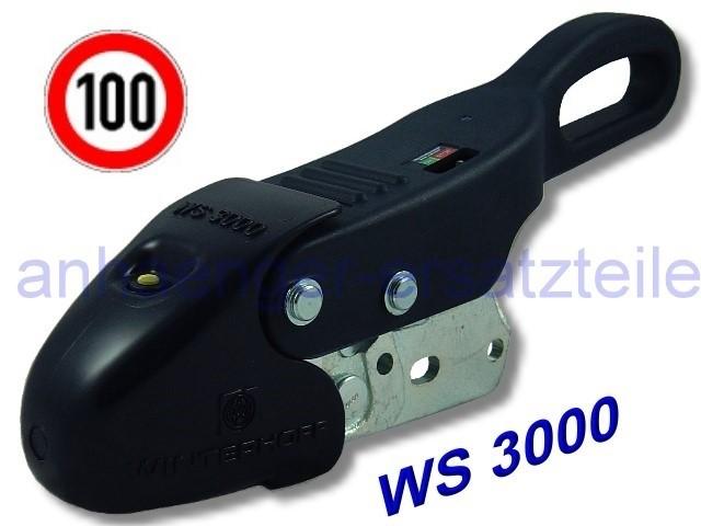 Antischlingerkupplung Winterhoff WS 3000