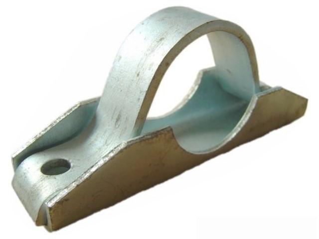 Auflagebock für 70 mm Rundrohre