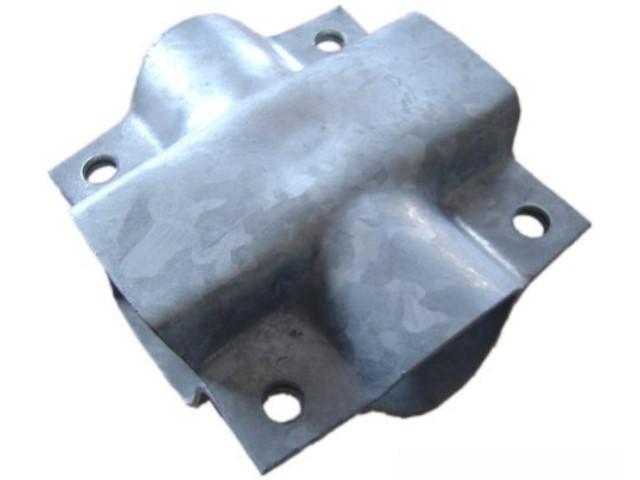 Klemmschale (Achse 50 mm - Zugrohr 60 mm)