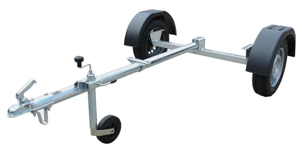 Anhängerbau-Set 1 (1100mm)