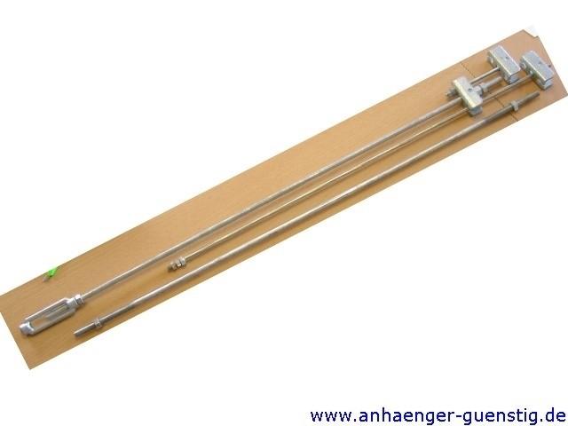 Tandembremsgestänge M10 - Länge 2000 mm