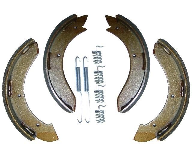 Bremsbacken und Federsatz für Peitz R 234-76