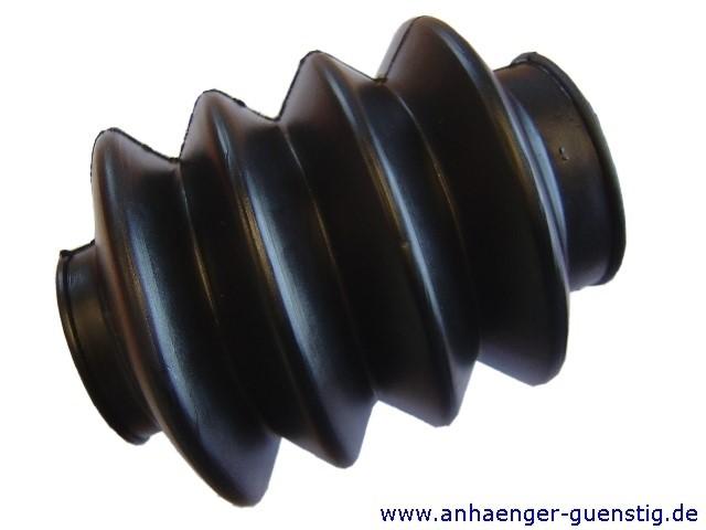Faltenbalg für diverse BPW 55/45 mm