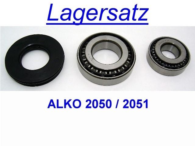 Lagersatz für ALKO Radbremse 2050/2051