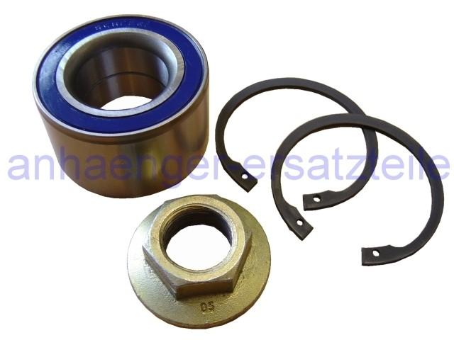 Kompaktlagersatz 34/64*37 mm . diverse Radbremsen