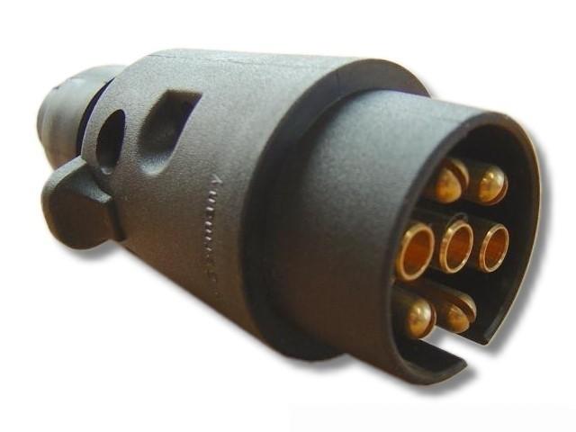 Stecker 7-polig
