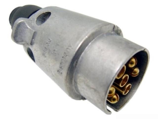 Stecker 7-polig Metallausführung
